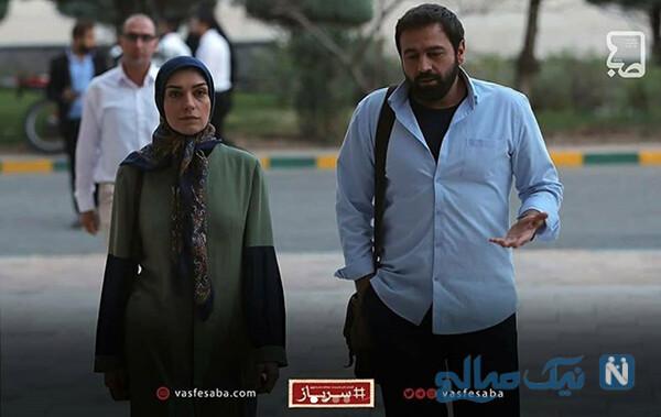 ماجرای معلولیت الیکا عبدالرزاقی بازیگر سریال سرباز از زبان خودش