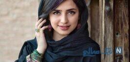 بیوگرافی زهره نعیمی بازیگر زیبای نقش زهره در سریال پرگار