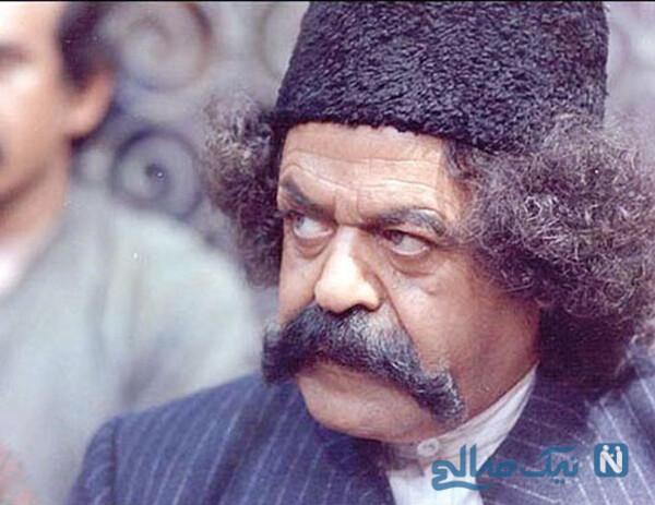 درگذشت محمدعلی کشاورز