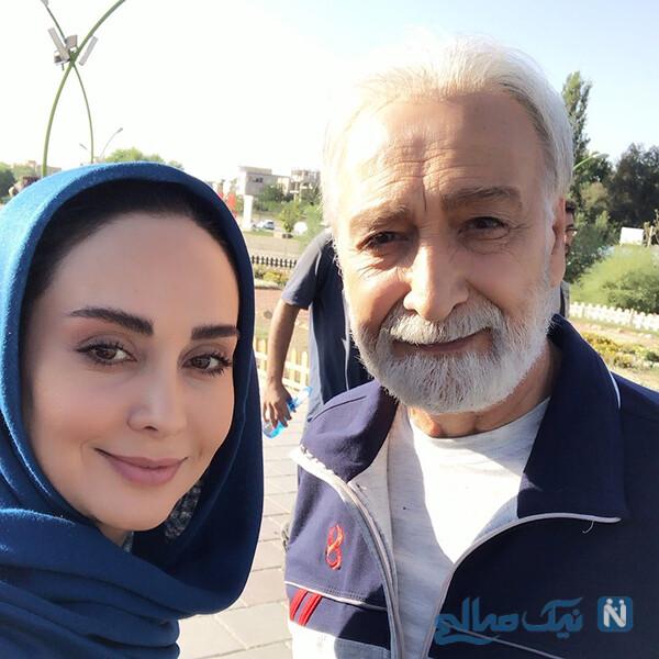 محمود پاک نیت و مریم خدارحمی