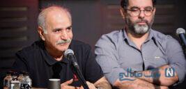 جشن تولد پرویز پرستویی در دورهمی بازیگران سریال هم گناه