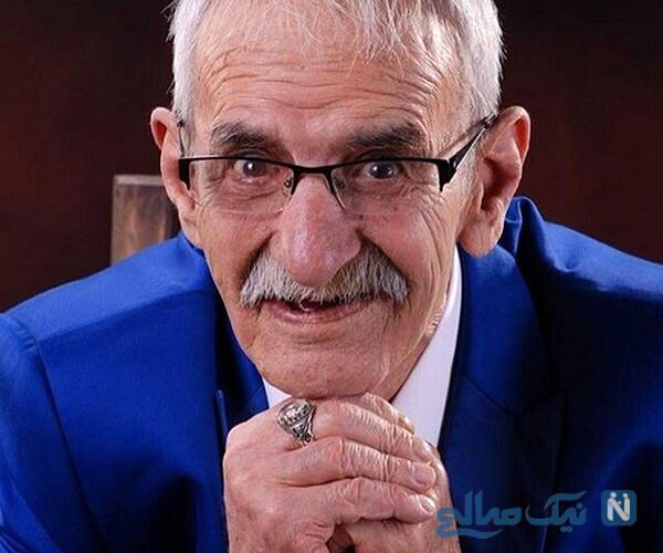 درگذشت احمد پورمخبر مرد شیرین سریال ها با واکنش ها به فوت وی