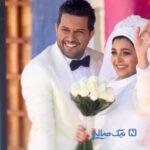 حامد بهداد و ساره بیات با عاشقانه های آرش و رستا در سریال دل