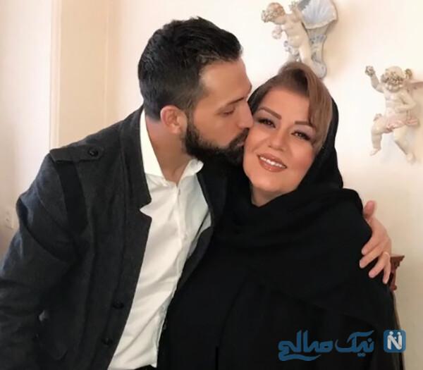 سویل همسر محسن افشانی