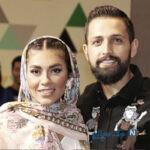 سویل همسر محسن افشانی و ماجرای تصاویر خصوصی و شکایت از آقای بازیگر