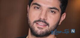 سینا مهراد در آقازاده با نقش حامد تهرانی سریال پدر