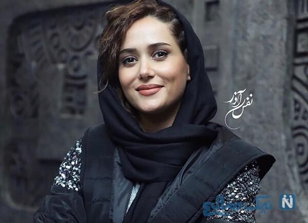 تولد پرینار ایزدیار بازیگر خوش چهره سینما از شهرزاد تا ابد و یک روز