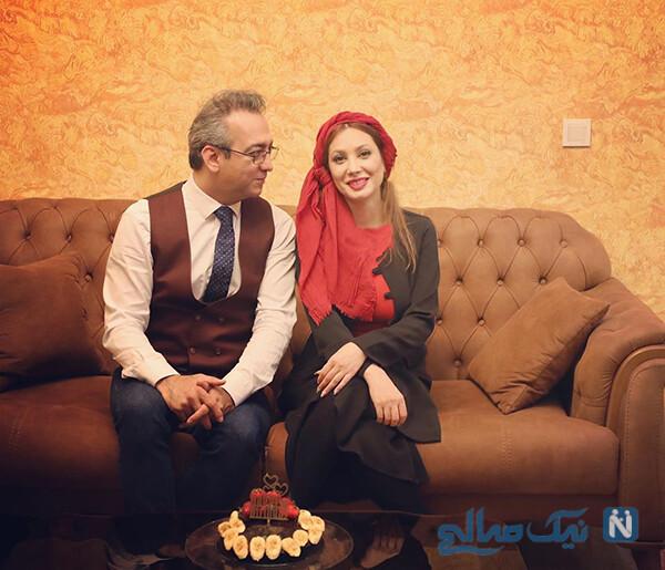 ازدواج بابک صحرایی