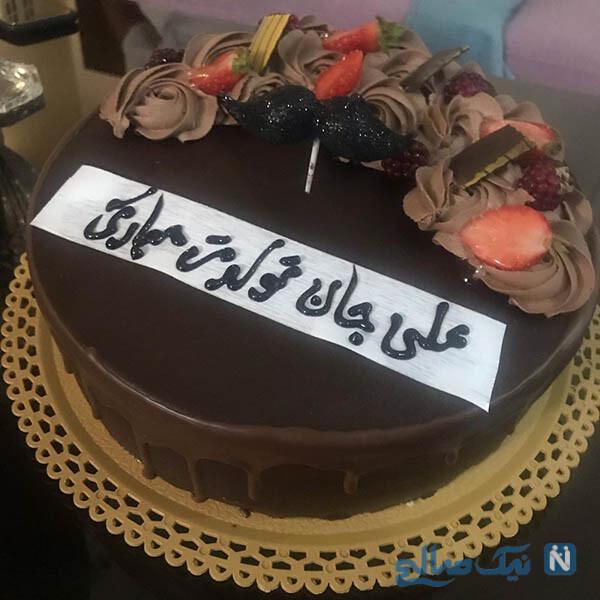 جشن تولد علی سخنگو