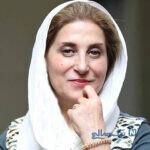 تولد فاطمه معتمد آریا سیمین بانوی سینمای ایران در آستانه ۶۰ سالگی