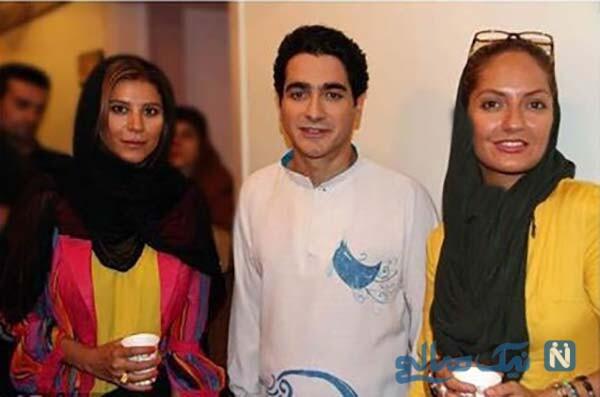 ازدواج همایون شجریان و سحر دولتشاهی