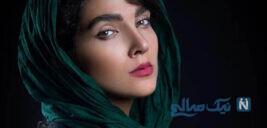 عکس های سارا رسول زاده بازیگر جذاب سریال نجلا