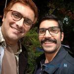 بیوگرافی ارسطو خوش رزم بازیگر نقش محسن در خانه امن