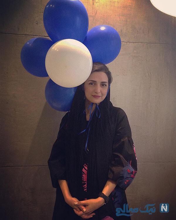 بیوگرافی مریم شیرازی بازیگر نقش سوده در سریال صفر بیست و یک