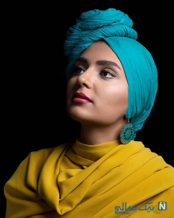 عکس های روژین رحیمی طهرانی