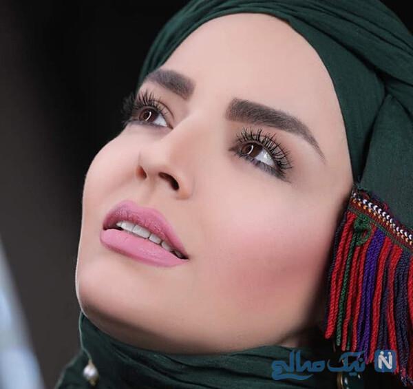 عکس های سپیده خداوردی بازیگر نقش نرگس در سریال خانه امن