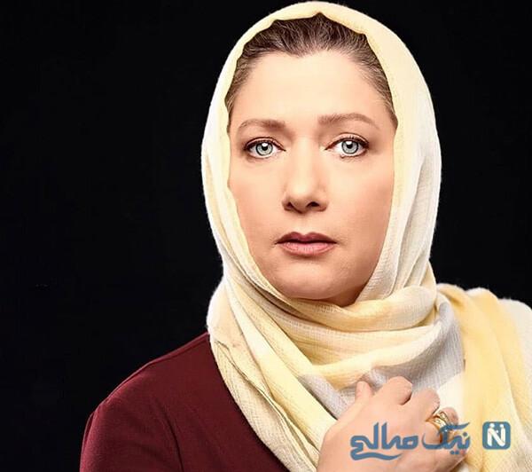 بیوگرافی فریبا متخصص بازیگر نقش منصوره در سریال شرم