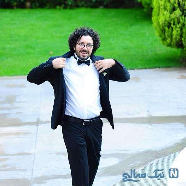 تولد هومن بهمنش