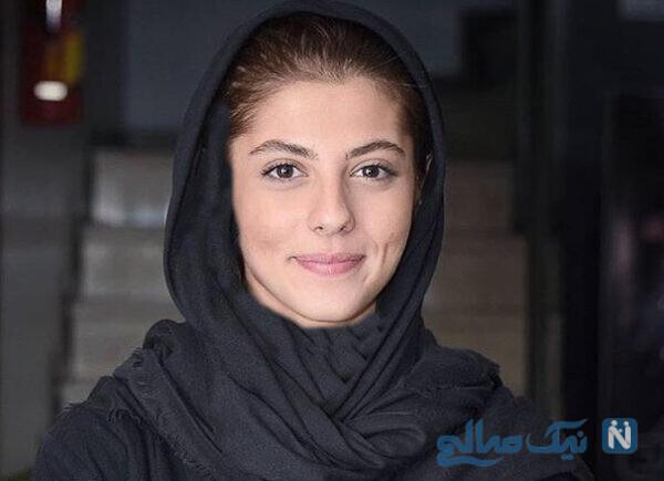 ازدواج مهسا طهماسبی بازیگر سریال دیوار به دیوار