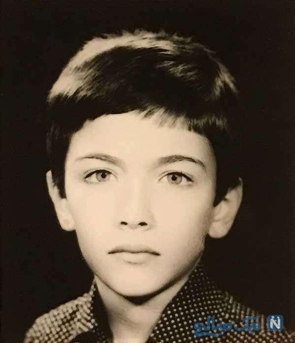 کودکی پارسا پیروزفر ستاره سینمای ایران به روایت تصویر