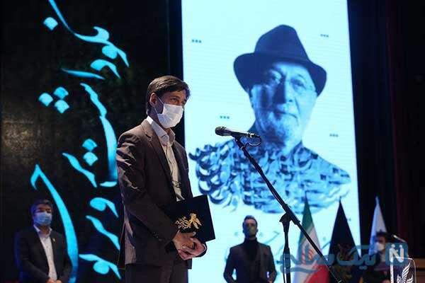 اختتامیه جشنواره فیلم فجر ۹۹ از اشک های پژمان تا درخشش یدو و بی همه چیز