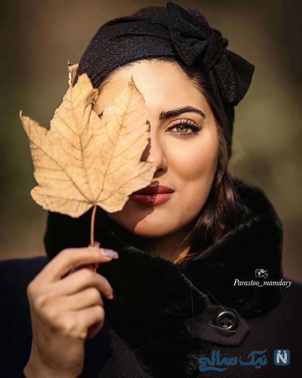 هلیا امامی در سریال دادستان در نقش آذر از بازیگری تا مدلینگ