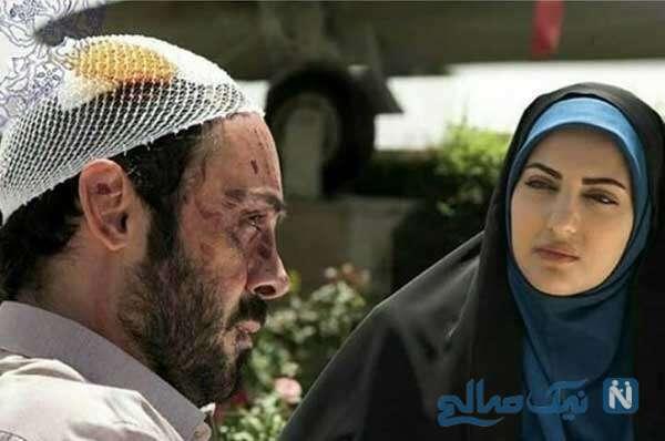هلیا امامی در سریال دادستان