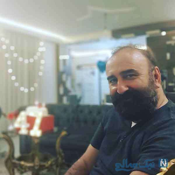 تولد مهران احمدی