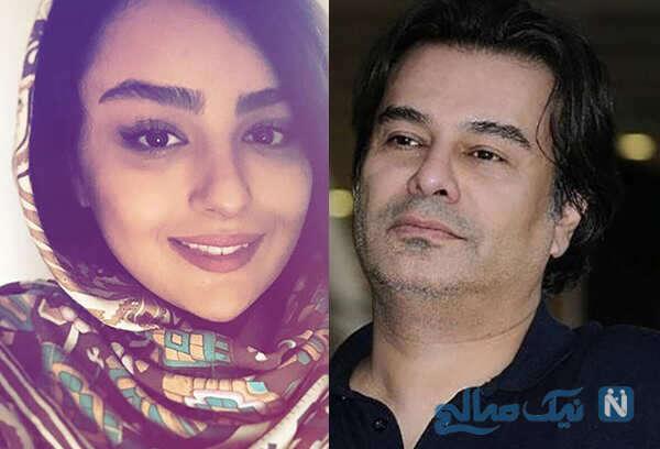 عکس های عروسی پیمان قاسم خانی و همسرش میترا ابراهیمی