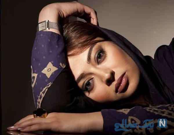 بیوگرافی آزاده ریاضی بازیگر نقش مونا در سریال گیسو