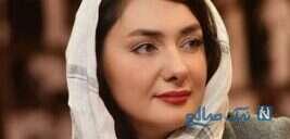 هانیه توسلی در سریال گیسو عاشقانه ای با محمدرضا گلزار