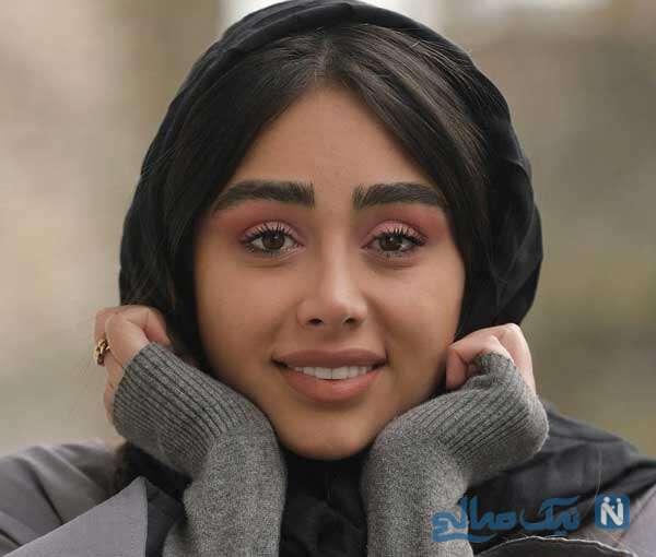 بیوگرافی عاطفه سمرقندی بازیگر نقش طناز در سریال حورا