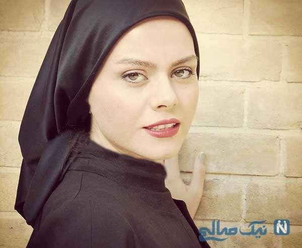 بیوگرافی غزال نظر بازیگر سریال ماه رمضانی احضار