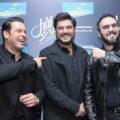 خوانندگان مشهور و بازیگران ایرانی در صف مجری شدن از فرزاد فرزین تا شهاب حسینی