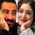 حاشیه های نوید محمدزاده و فرشته حسینی از لباس مشترک تا تولد جنجالی