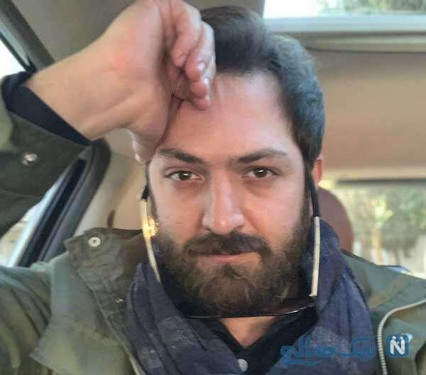 بیوگرافی هادی دیباجی مهراد در سریال احضار از زندگی شخصی تا بازیگری