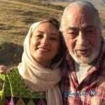 درگذشت مسعود ولدبیگی چهره پرداز مشهور و تسلیت چهره ها به سحر و نیما