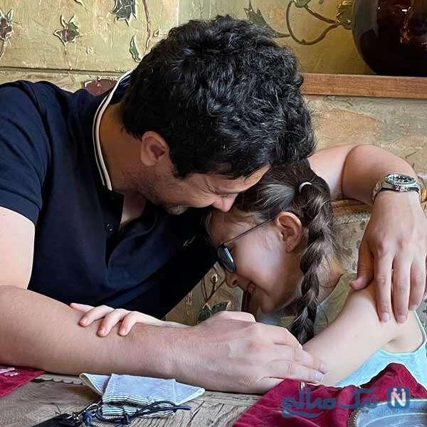 دختران بازیگران ایرانی به مناسبت روز دختر از رزیتا غفاری تا امیررضا دلاوری