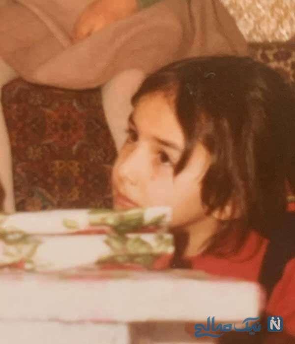 تولد هانیه توسلی