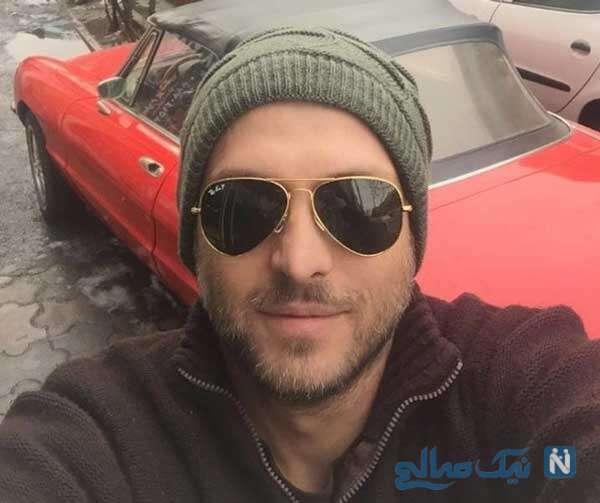 درگذشت امیرعباس محسنی بازیگر سینما و تلویزیون در اوج جوانی
