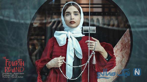 بیوگرافی الهه حصاری بازیگر نقش کیمیا در سریال زخم کاری