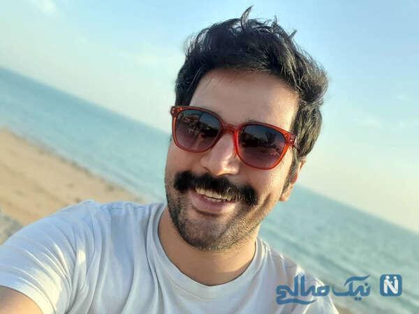 بیوگرافی سعید زارعی بازیگر نقش سعید در سریال زندگی زیباست