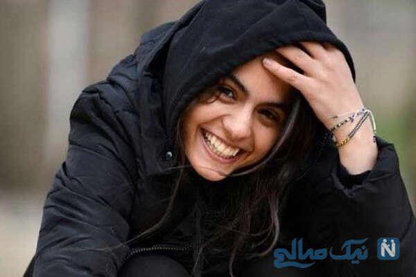 بیوگرافی سارا حاتمی بازیگر نقش مائده در سریال زخم کاری