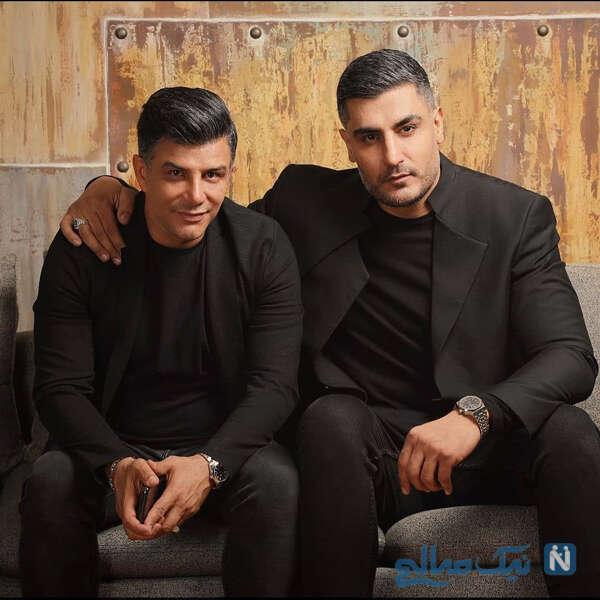 بیوگرافی شهاب مظفری خواننده جنجالی بازیگر فیلم خانه شیشه ای