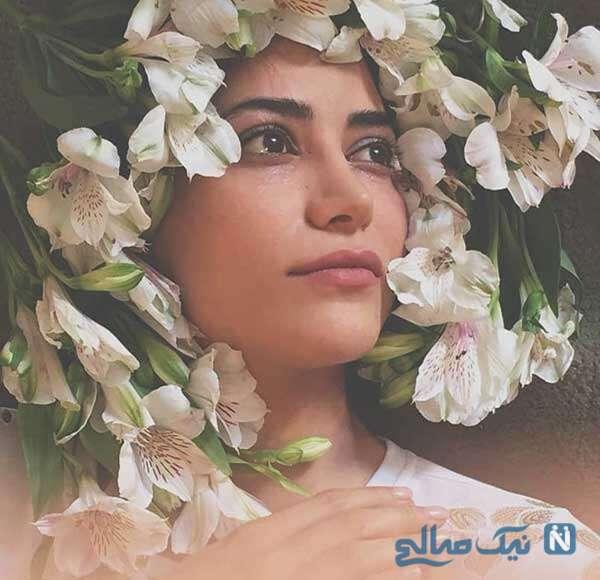 بیوگرافی سونیا سنجری بازیگر سریال ۸۷ متر و همسر کارگردانش