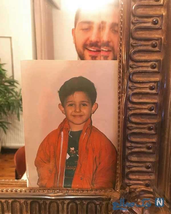 تولد محمدرضا غفاری