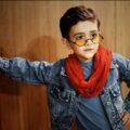 عکس های حسین شهبازی بازیگر بانمک نقش پارسا در دودکش ۲