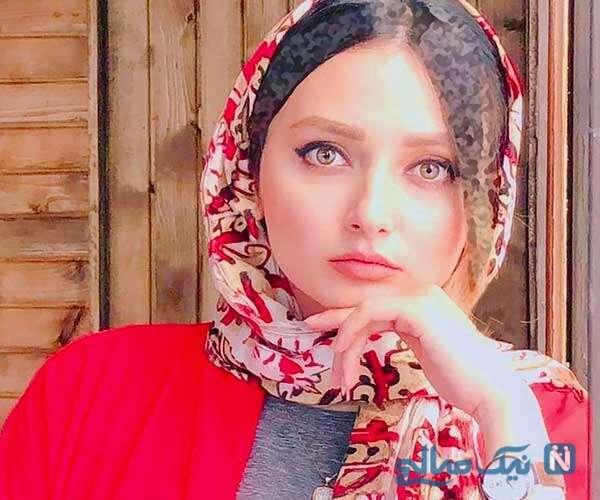 عکس های نورا محقق بازیگر نقش نوشین در سریال ملکه گدایان