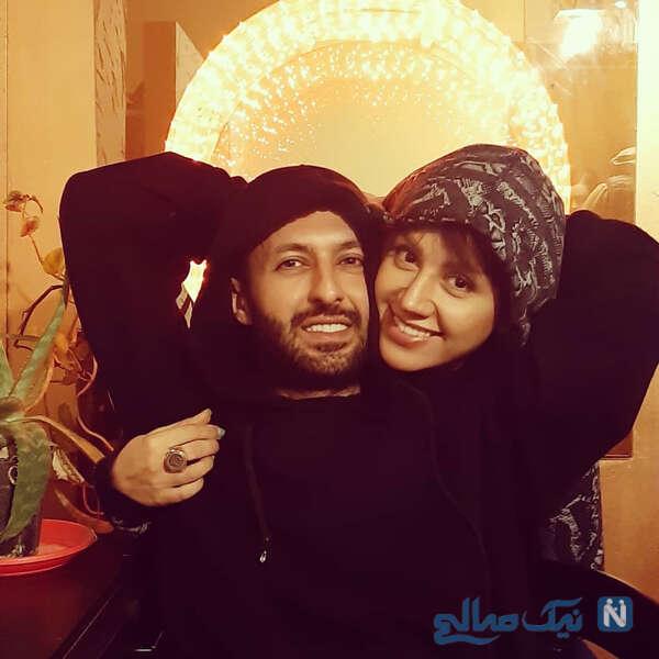 گفتگو با حسام محمودی بازیگر نقش دامون در سریال کلبه ای در مه