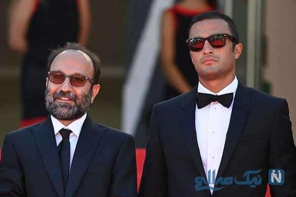 اکران فیلم قهرمان در جشنواره کن فرانسه با درخشش اصغر فرهادی